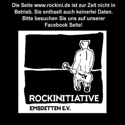 Rockini - Rockinitiative Emsdetten e.V.